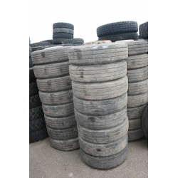 215/75R17.5 Several Brands Used on wheel