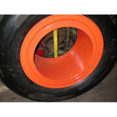 13.00-20 Heavy load wheel max 24 ton