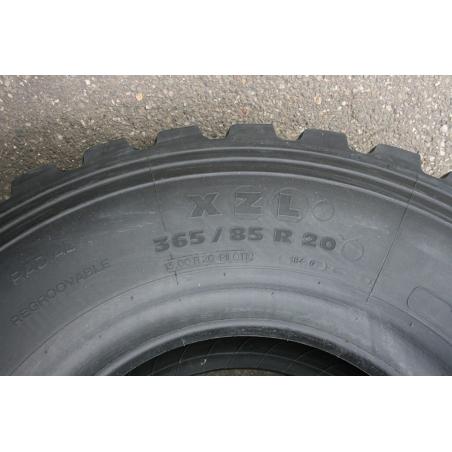 365/85R20 Michelin XZL like new