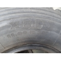 11.00R20 Michelin XZL used