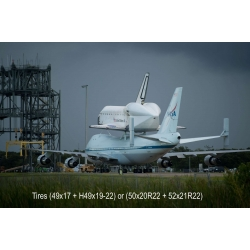 52x21R22 Space shuttle Endeavour 17-09-2012