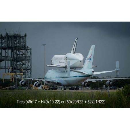 52x21R22 Space shuttle Endeavour 17-09-2012