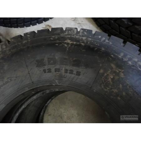 12R22.5 Michelin XDE2