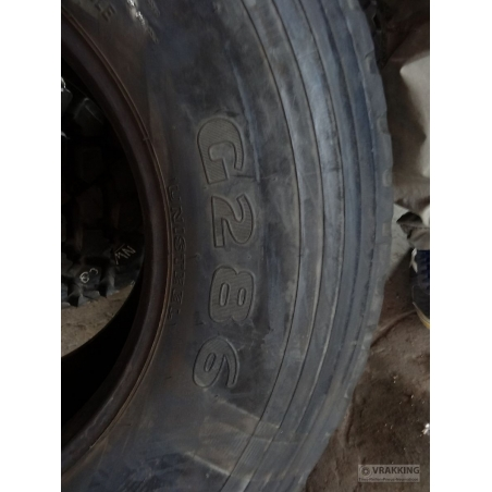 445/65R22.5 Goodyear used like new
