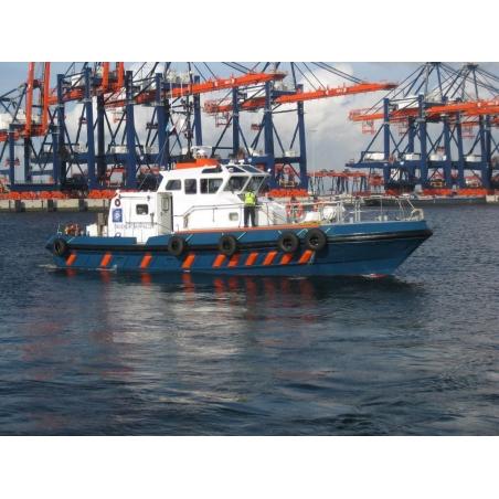 Boatfender aircrafttyre fender