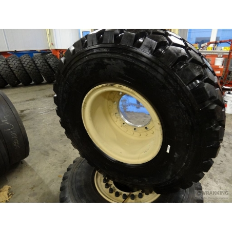 10x20 Hutchinson Aluminium wheel