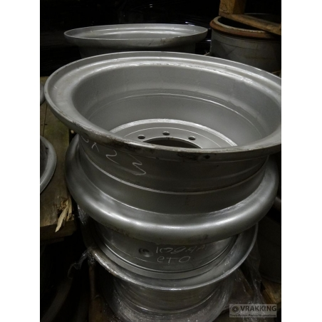 18.00x23 10 holes ET0 lock ring wheel