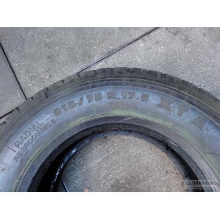 215/75R17.5 Michelin XTA new
