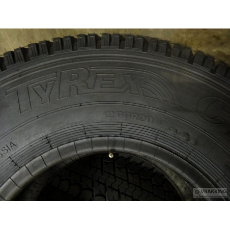 12.00R20 Tyrex incl. Tube and Flap