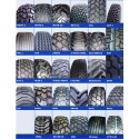Several retread profiles available