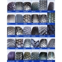50x21.0-20 retread several profiles available