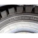 8.25-15 Continental IC-40 used
