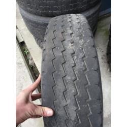 225/90R20 Pirelli SN66 Used