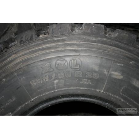 365/80R20 Michelin XZL used