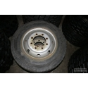 10R22.5 Michelin XT4 Used including wheel