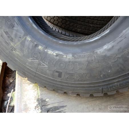 255/100R16 Michelin All-terrain retread
