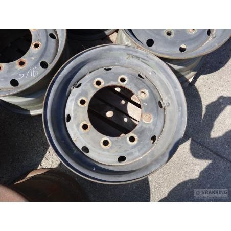 11x20 8 holes wheel for Unimog