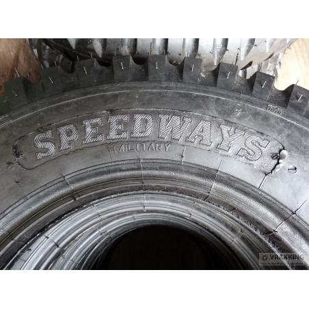 7.50-16 Speedways Military 8pr