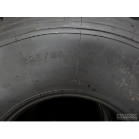 525/65R20.5 Michelin XS Used