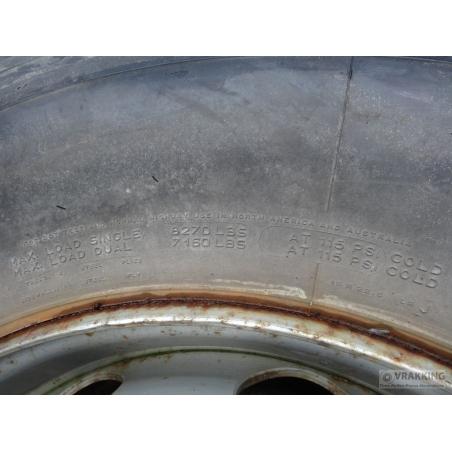 13R22.5 Michelin XZL nice used