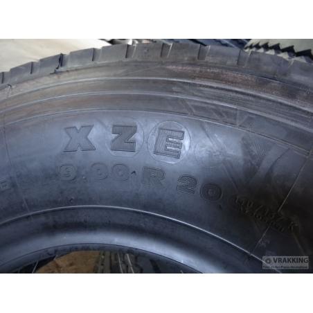 9.00R20 Michelin XZE