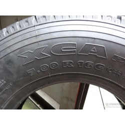 7.00R16C Michelin XCA-tire
