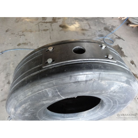 Fender mounting plates
