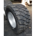 445/45R19.5 Longmarch LM358 Complete with 8 hole wheel tyre