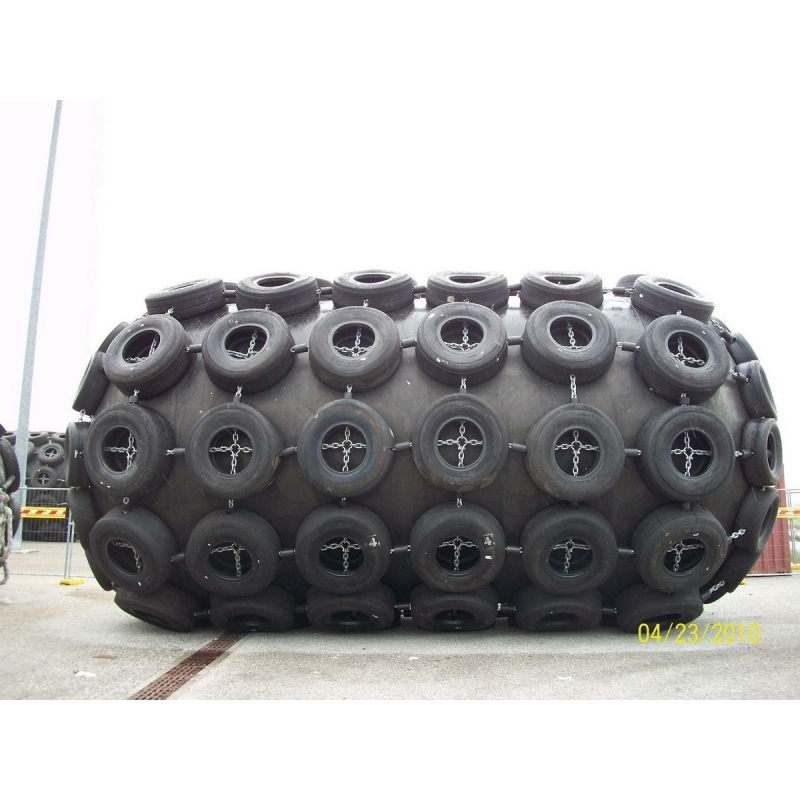 Tire net for Yokohama fenders