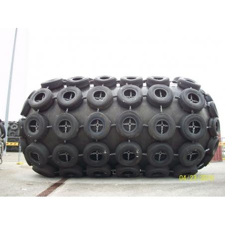 Tire net for Yokohama fenders