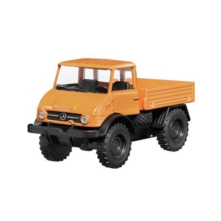 Tires for Unimog trucks and tire pressure
