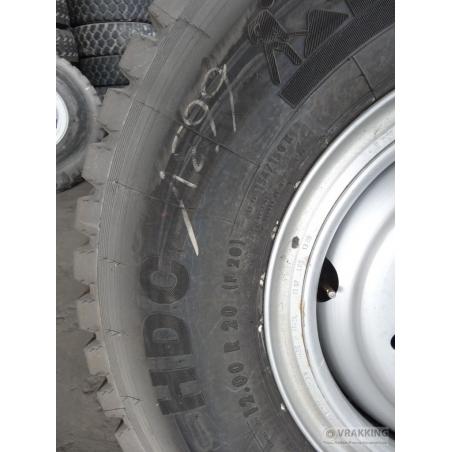 12.00R20 Continental HDC tire