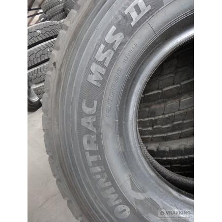 12.00R20 Goodyear MSS2 Omnitrac tyre