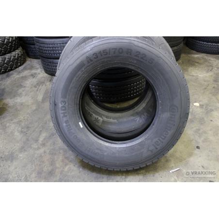 315/70R22.5 Continental Ecoplus HD3 M+S truck tire