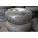 54x21.0-23 aircraft tyre with heavy load wheel and massive