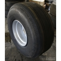 52x21R22 Tyre with wheel. High load capacity