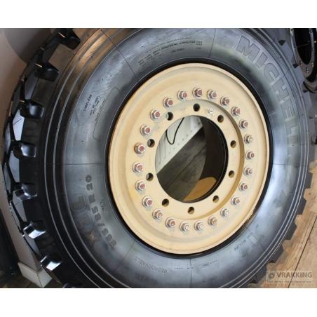 365/85R20 Michelin XZL hutchinson wheel tyre
