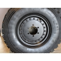 10.00x20 wheel 6 holes steel ET90 for Unimog