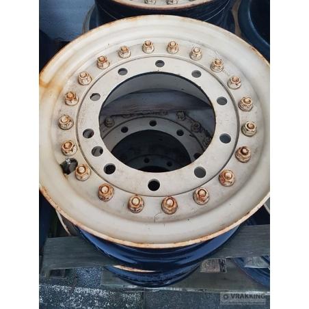 10x20 wheel tubeless 10 holes ET90