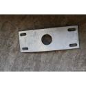 Boat Fender eye plate for tyre fender