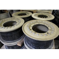 10.00x20 Hutchinson Aluminium wheel 1137
