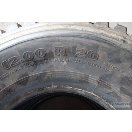 12.00R20 (330/95R20) Pirelli TG85 truck tyre