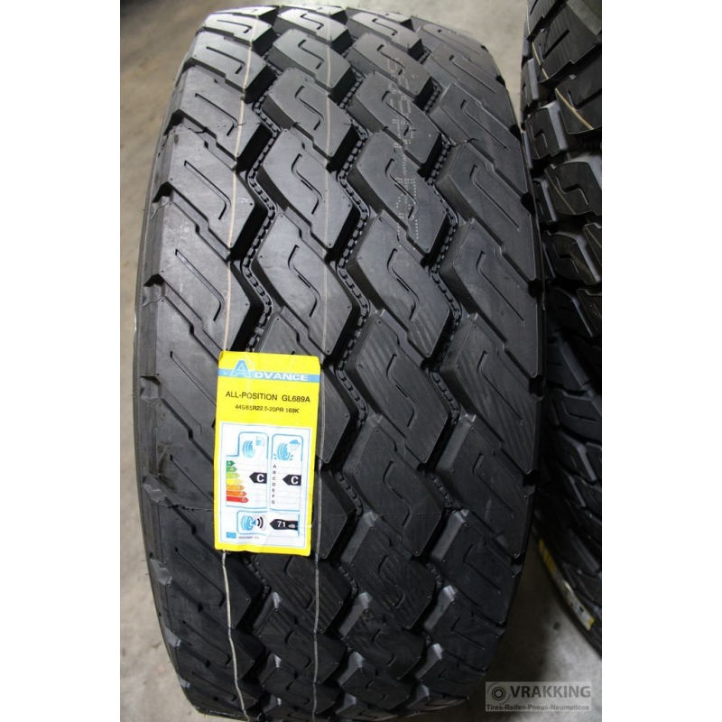 445/65R22.5 Advance GL689A tire