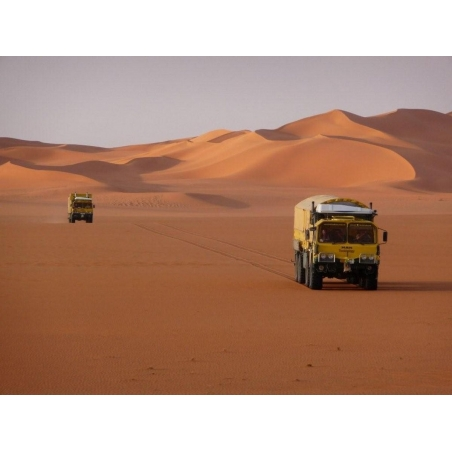 16.00R20 Michelin XZLUsed holland africa tour