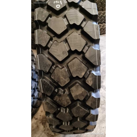 The all-terrain, all position radial tyre for mobility in all conditions.