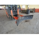 Snow/mud mover width 1,60 mtr