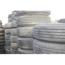 10.00R15 Michelin XTA / Goodyear