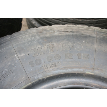 10.00R15 Michelin XTA new