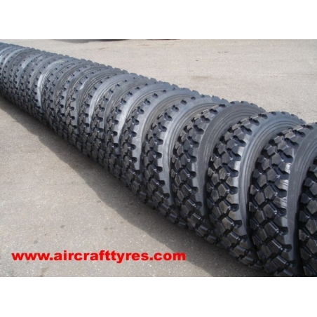 255/100R16 Michelin XZL retread