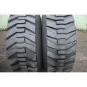 49x17-20 Aircraft tire with flota profile